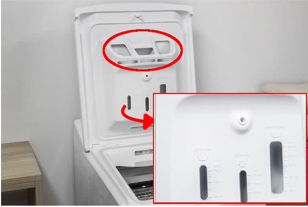 Wo Kann Ich Waschmittel Hinzugeben Bzw Die Waschmaschine Befüllen
