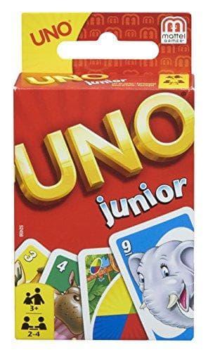 Mattel Spiele 52456 - UNO Junior, Kartenspiel