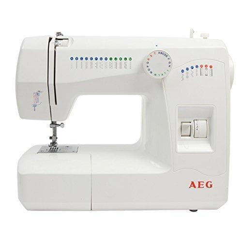 AEG 227 LCD Nähmaschine