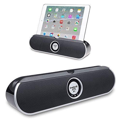 Inateck Tragbarer Bluetooth Lautsprecher BP2001