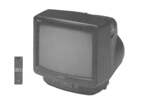 Sony KV-M1400