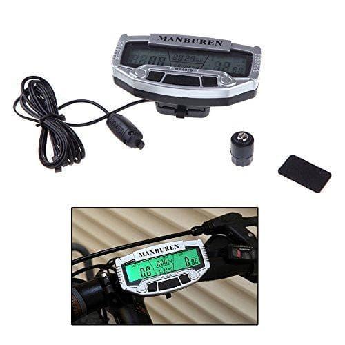 Manburen MS-602B LCD Fahrradcomputer