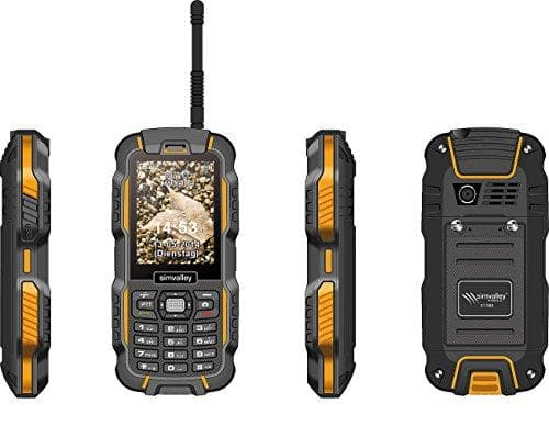 simvalley XT-980 Outdoor-Handy