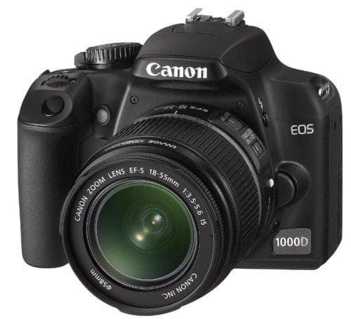 Canon EOS 1000D SLR-Digitalkamera