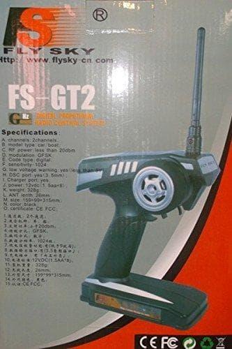 FS-GT2 RC-Control