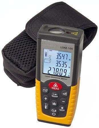 ELV Laser-Entfernungsmesser LDM-100
