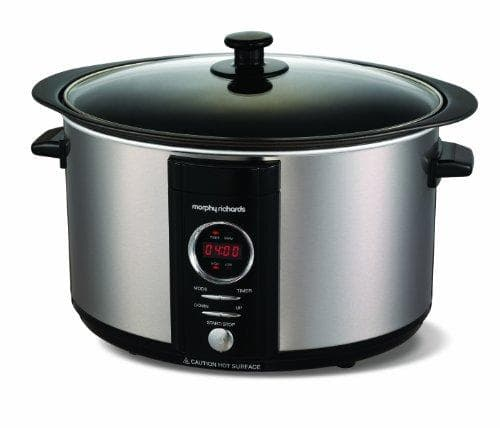 Morphy richards slow cooker bedienungsanleitung