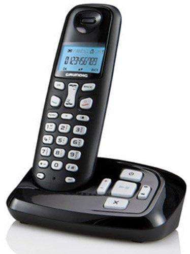 Grundig D160A DECT Schnurlostelefon