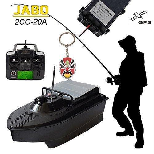 Boblov JABO 2CG Futterboot