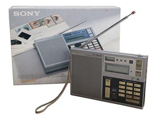 Sony ICF-7600 D Radio / Weltempfänger