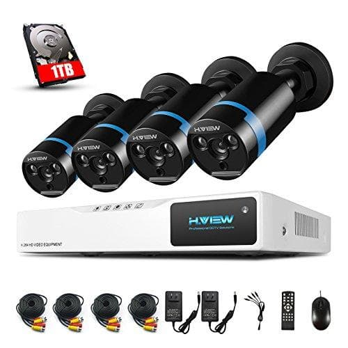 H.View CCTV Kamerasystem