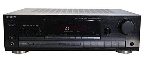 Sony STR-GX290 Stereo Receiver