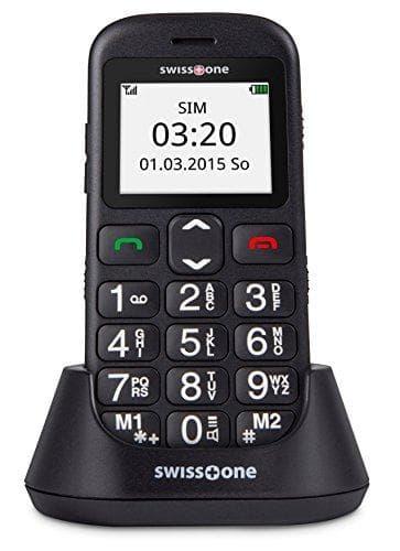 swisstone BBM 320c Seniorentelefon