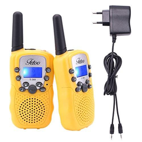 Fetoo Walkie Talkies PMR 446