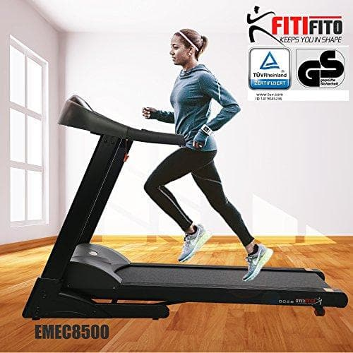 Fitifito ES8500X Profi Laufband