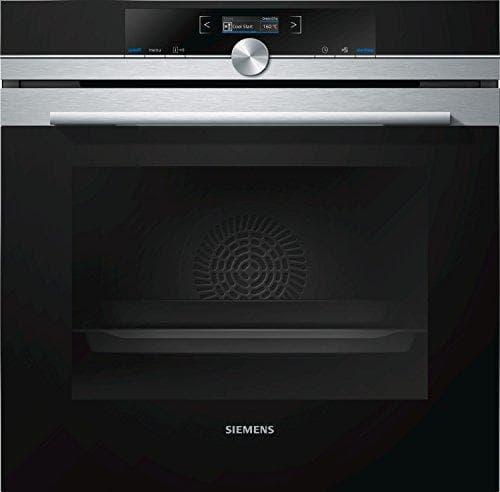 Wie Kann Ich Die Uhr Einstellen Siemens Iq700 Hb655gbs1