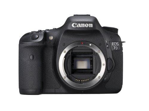 Canon EOS 7D SLR-Digitalkamera