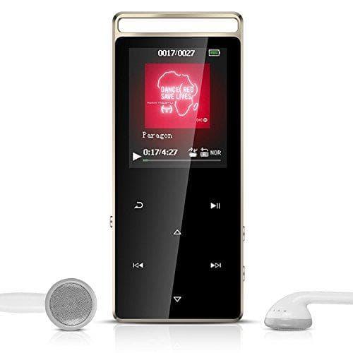 AGPTEK A01 Touch MP3-Player