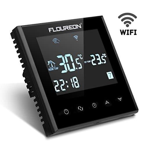 FLOUREON Smart WiFi Thermostat