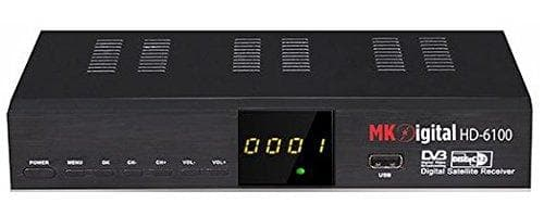 MK-Digital HD 6100 FTA
