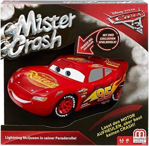 Mattel Mister Crash