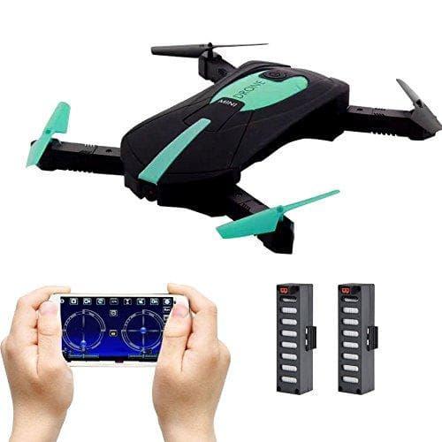 Faltbare Mini Selfie Drohne (JD-18, JY018)