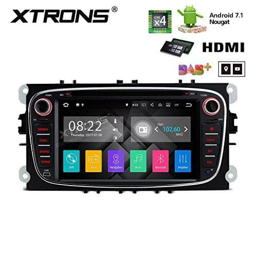 XTRONS® PA77FSFP-B (Ford)
