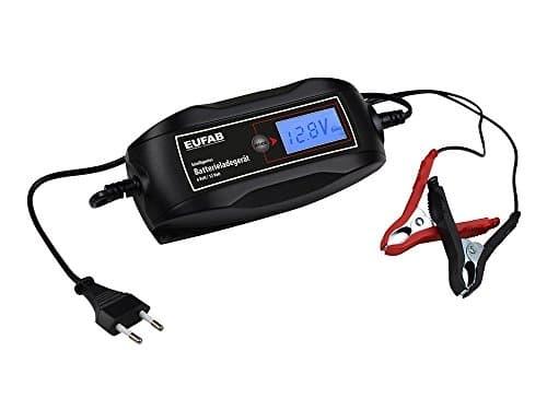 Eufab Batterieladegerät 6V/12V