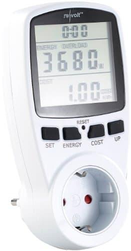 revolt Energiekostenmessgerät