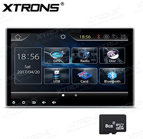 XTRONS TD102G+KDS05TF