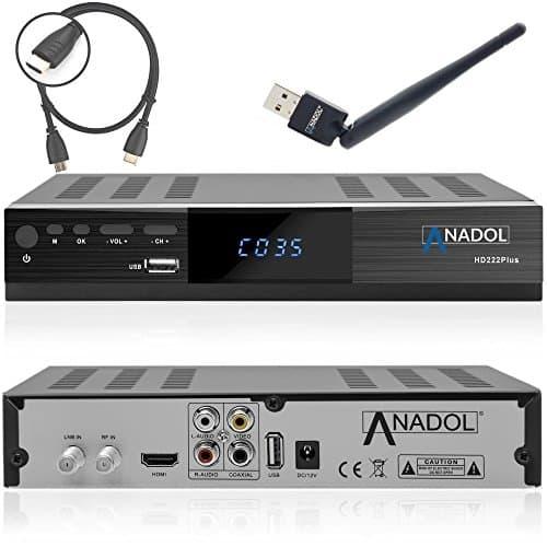 Anadol HD 222 Plus