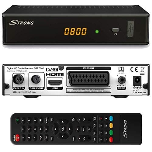 Strong SRT 3002 HD Receiver