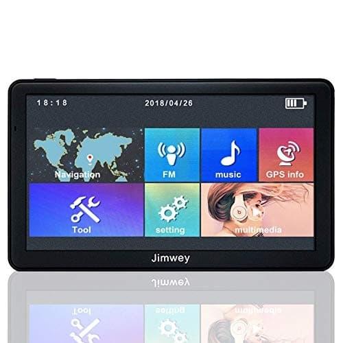 Jimwey Navigationsgerät (7 Zoll)