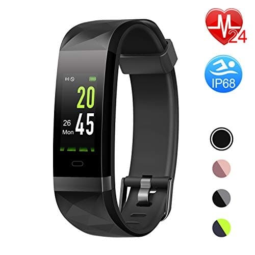 Letsfit ID131Color HR Fitness Tracker