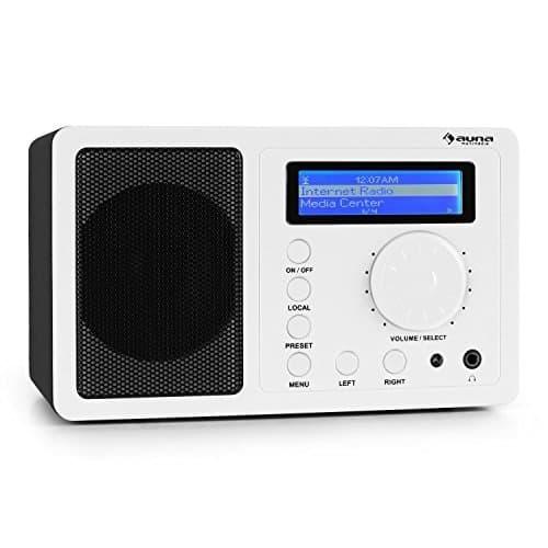 auna IR-130 Internetradio