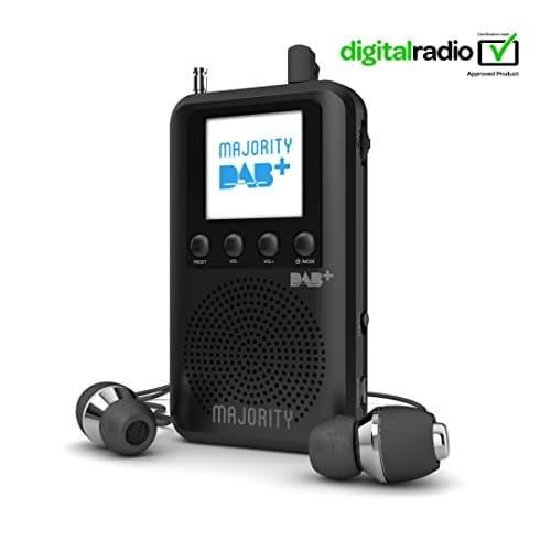 Majority Grantchester Digital-Radio
