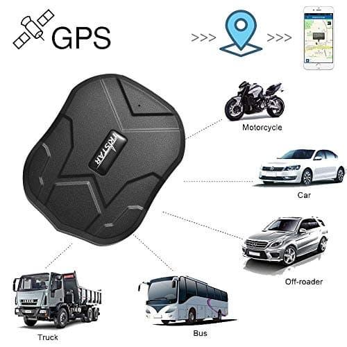 Zeerkeer (TKMARS) GPS-Tracker
