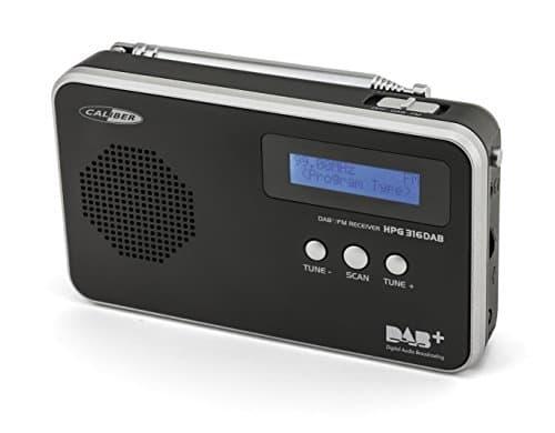 Caliber HPG316DAB/B Radio
