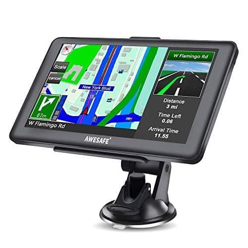 Awesafe A1 Navigationssystem