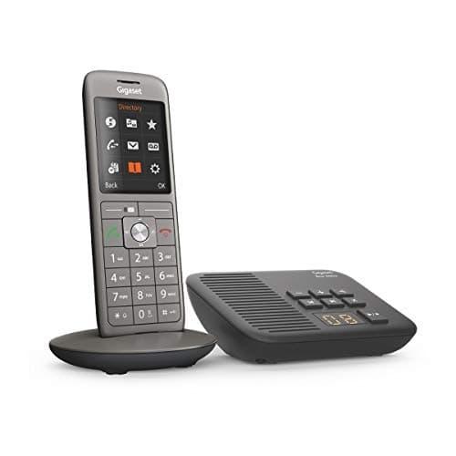 Gigaset CL660A DECT Telefon mit Anrufbeantworter