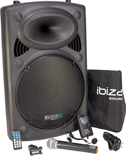 Ibiza Port15VHF-BT
