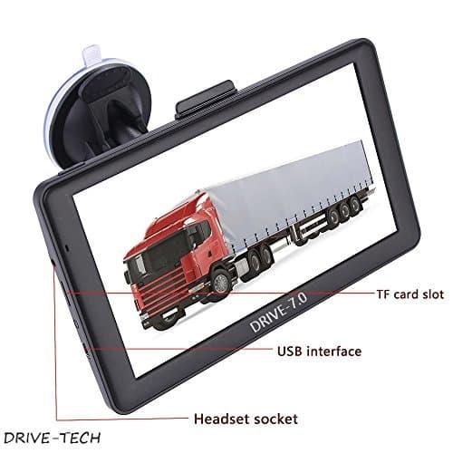 DRIVE-TECH DRIVE-7 Navigationsgerät