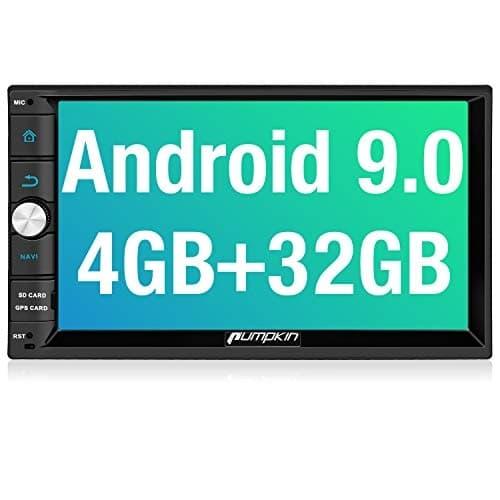 PUMPKIN Android 9 Autoradio