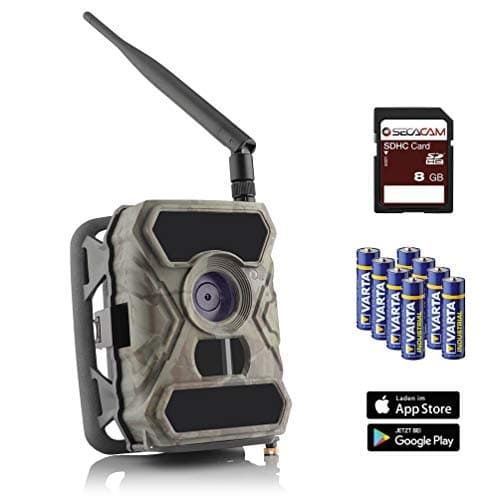 SecaCam Raptor Mobile 3G Wildkamera
