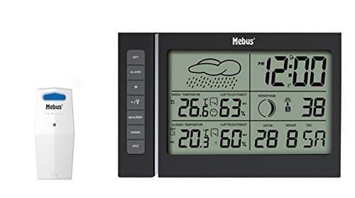 Mebus 40345 Funk Wetterstation