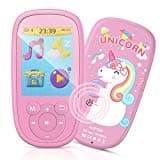 AGPTek K2 Kinder MP3-Player (Einhorn)