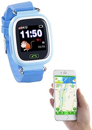 TrackerID GPS Kinderuhr