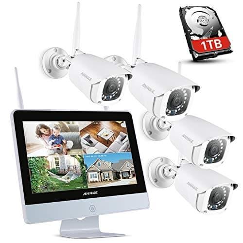 ANNKE D8627 Überwachungssystem