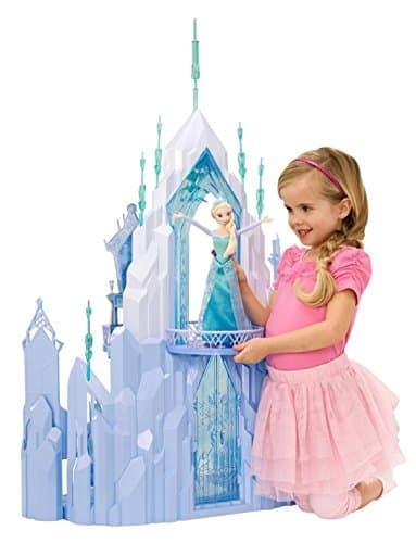 Mattel Disney Die Eiskönigin - Elsas Eispalast