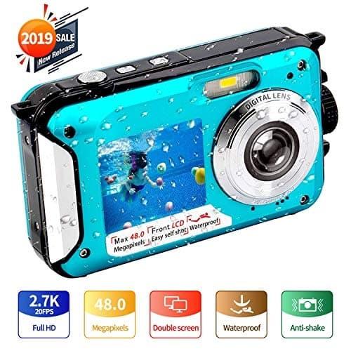 SEREE 806 Unterwasserkamera